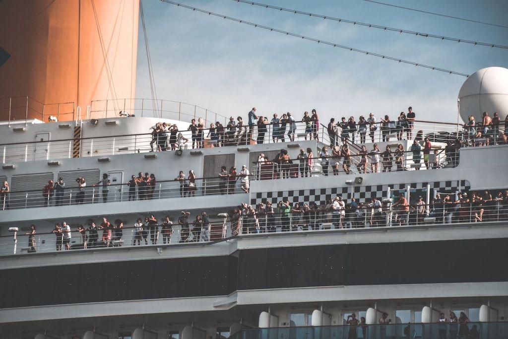 Primer Crucero