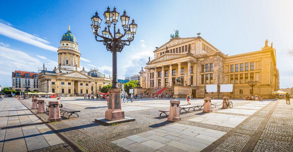 Monumentos en la capital alemana