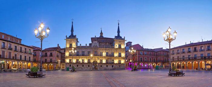Plaza Mayor - Qué ver en León España