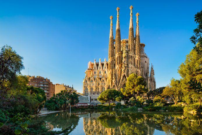 La Sagrada Familia de Gaudí - Qué ver en Barcelona