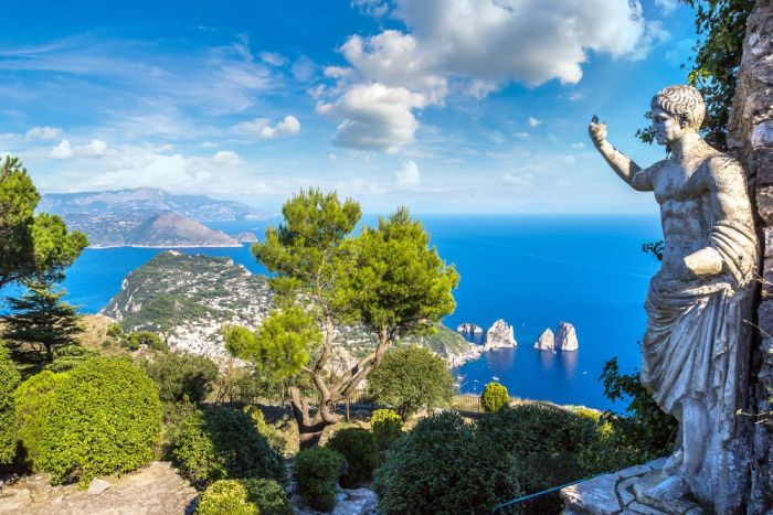 Capri, una de las excursiones ideales que hacer desde Salerno