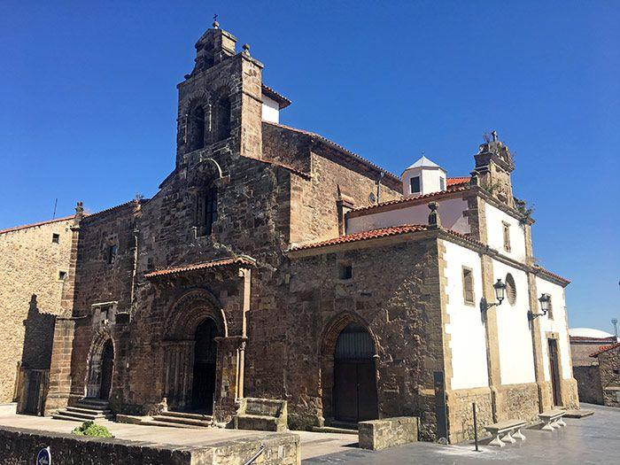 Qué ver en Avilés: el templo cristiano más antiguo
