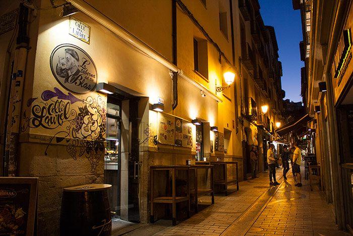 Calle Laurel - Qué ver en Logroño - La Rioja