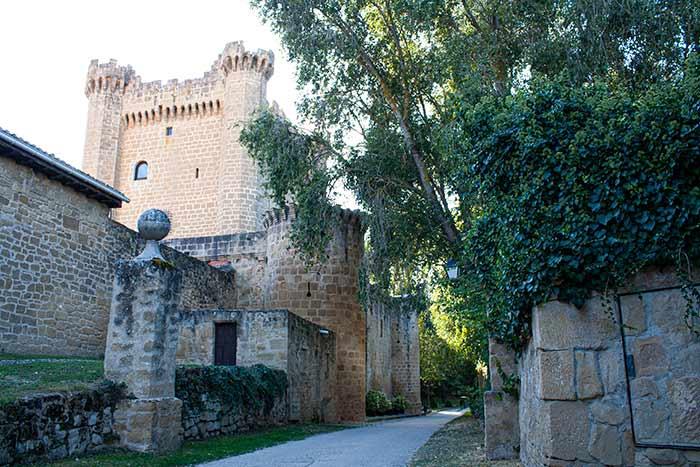 Muralla y Castillo de Sajazarra, La Rioja