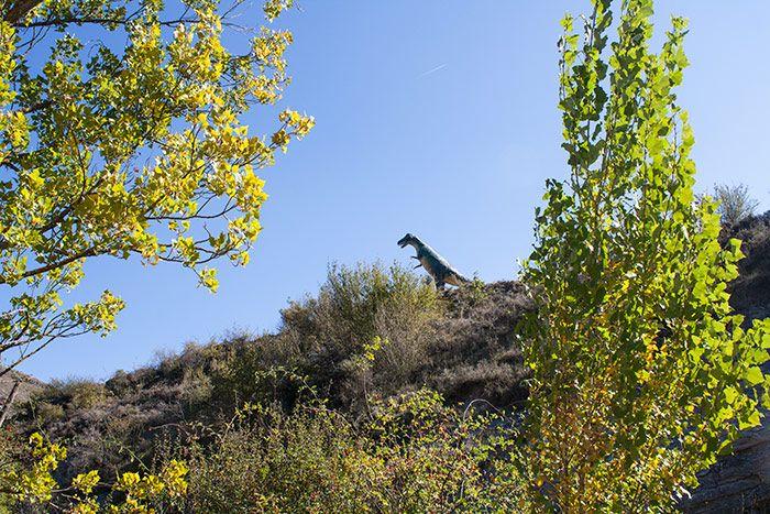 Qué ver en La Rioja - Enciso, el pueblo de los dinosaurios