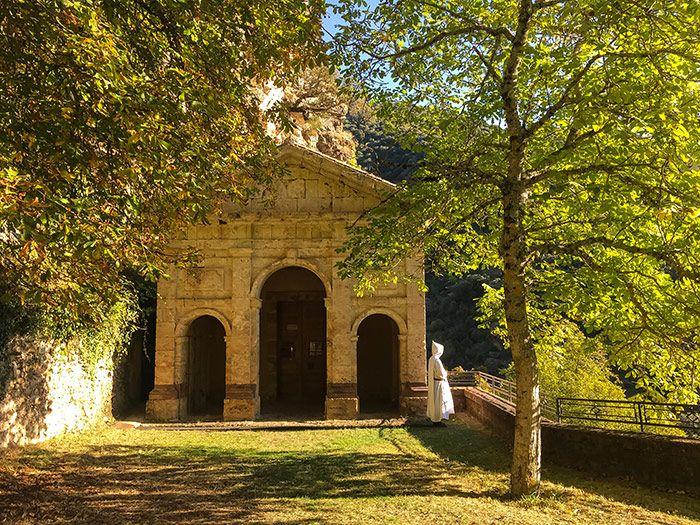 Qué ver en La Rioja - Anguiano y el Monasterio de Valvanera
