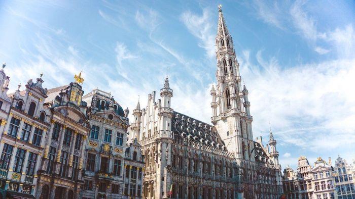 Cómo ir del aeropuerto Bruselas - National al centro
