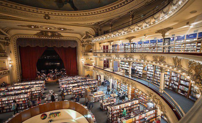 Qué ver en Buenos Aires en 3 días - Ateneo Grand Splendid