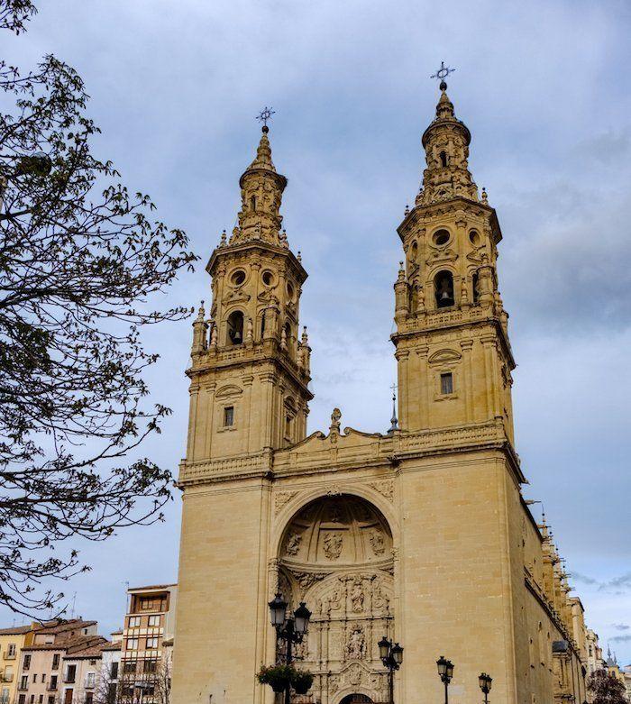 Concatedral de Logroño - La Rioja