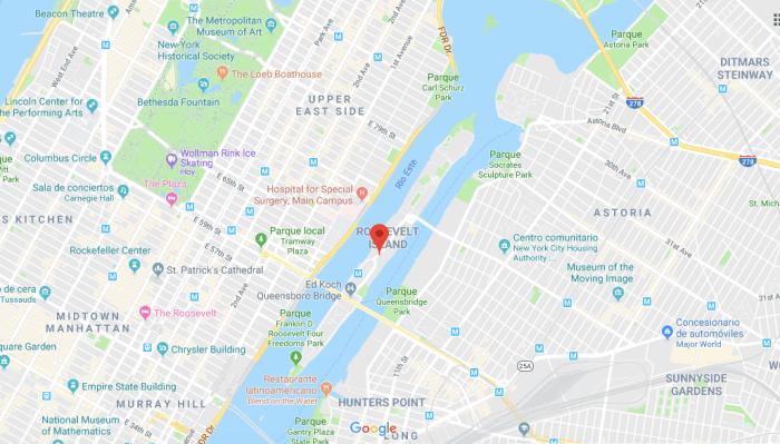 Visitar la isla de Roosvelt, otro imprescindible que hacer gratis en Nueva York
