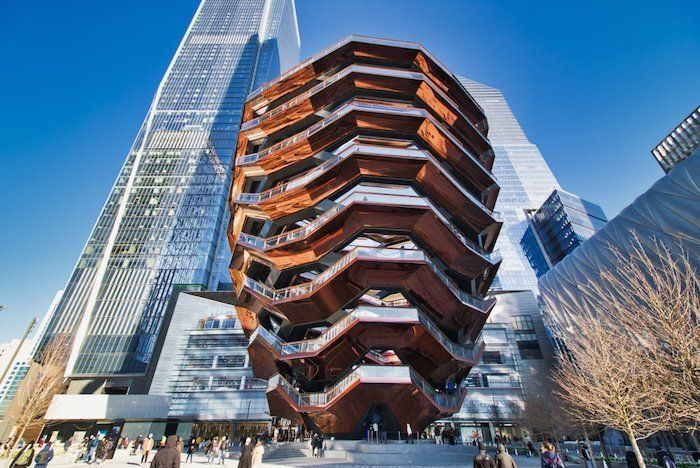 Visitar The Vessel en Nueva York