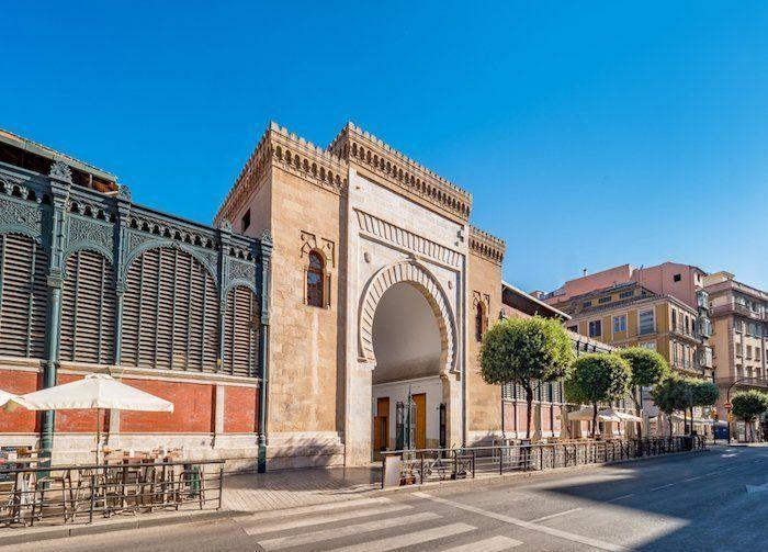 Mercado de Atarazanas, Málaga