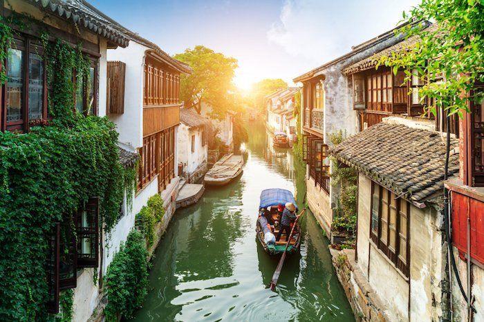 Suzhou, un imprescindible que ver en China