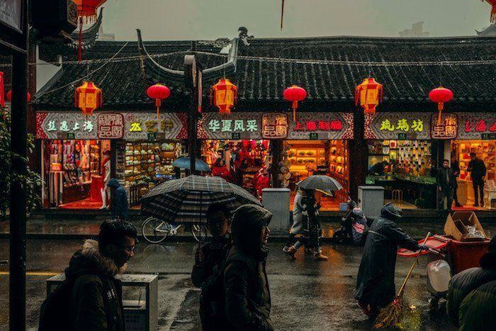 del aeropuerto de Shanghái al centro