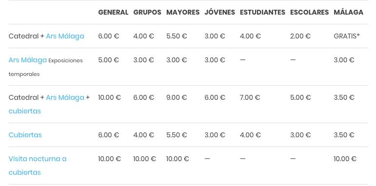 horarios de buses en málaga
