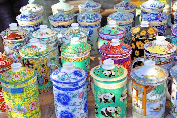 Yuyuan Market China