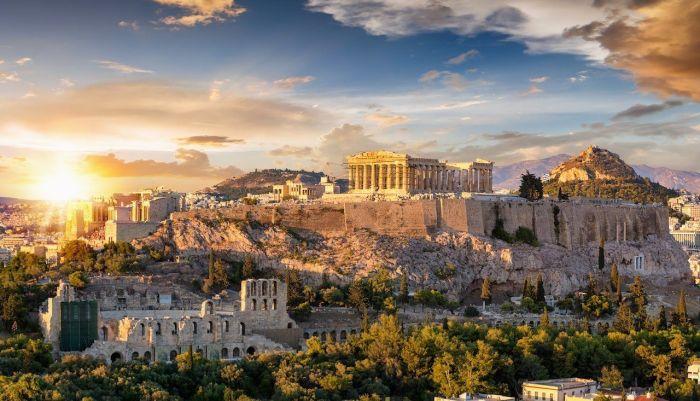 alojamiento en Atenas