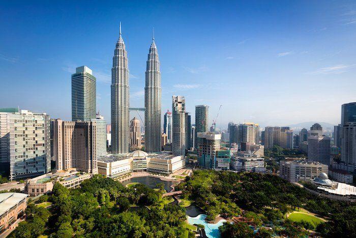 Cómo ir del aeropuerto de Kuala Lumpur a las torres petronas