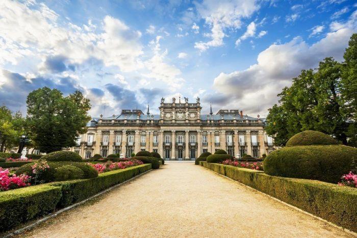 Qué hacer en SEGOVIA - visitar el Palacio Real de la Granja