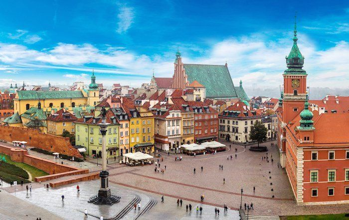 lo mejor de Varsovia