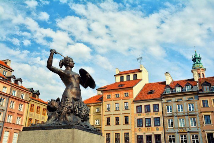 que ver en Varsovia