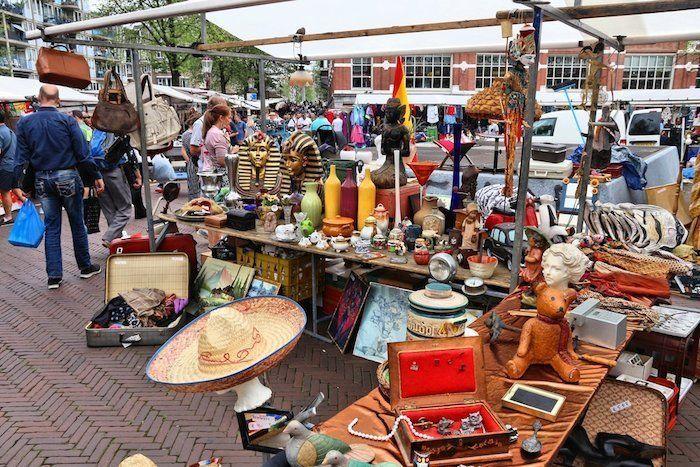 mercados de amsterdam