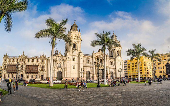 aeropuerto de Lima a Miraflores