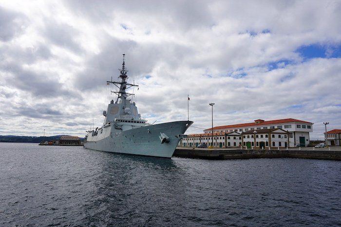Qué ver en Ferrol: el arsenal militar