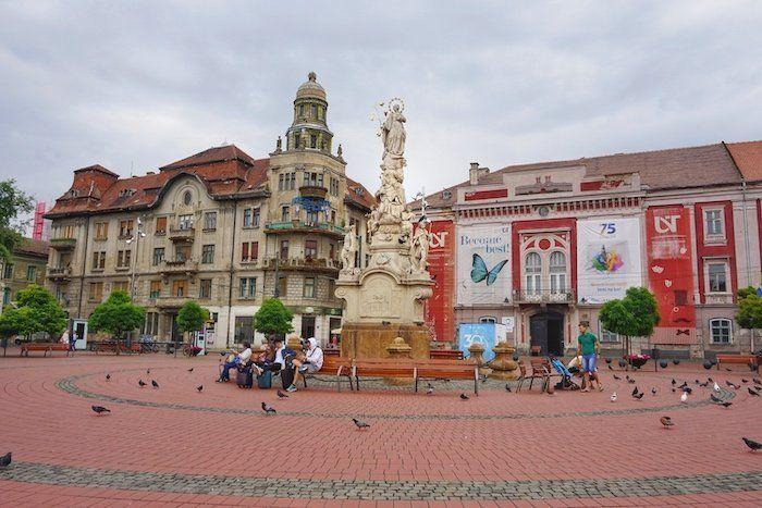 Visitar Timisoara Rumanía