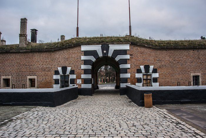 excursiones a Terezin