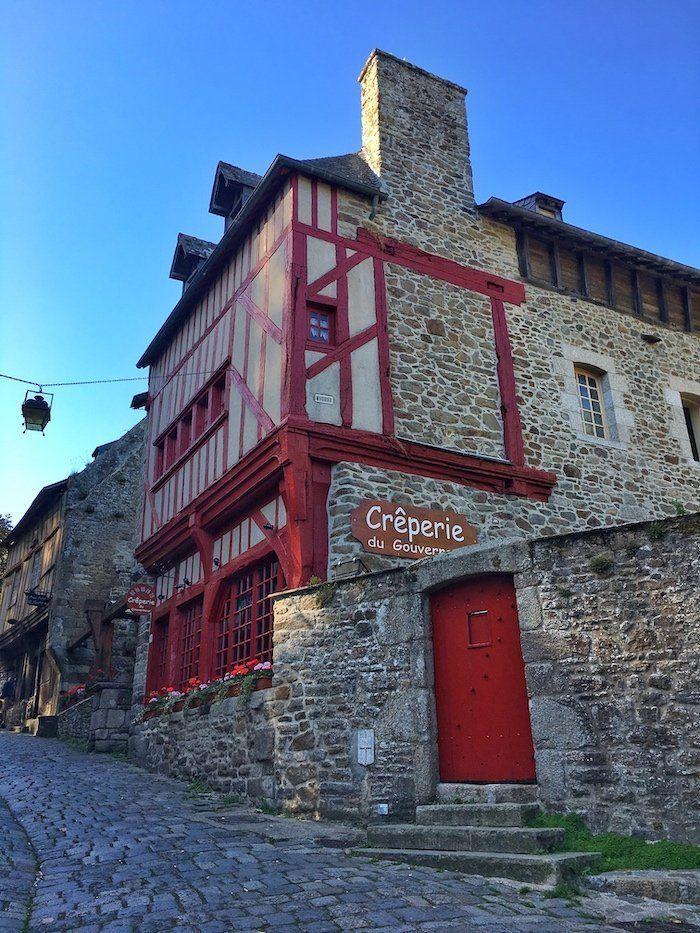 que ver en Dinan Bretaña Francia