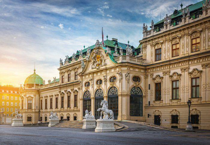 aeropuerto de Viena al centro
