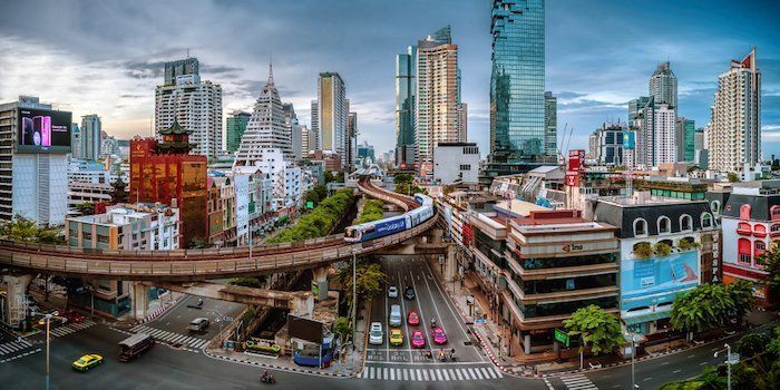 qué visitar en Bangkok