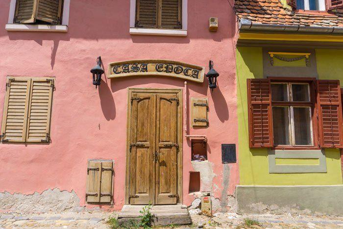 Transilvania Rumanía