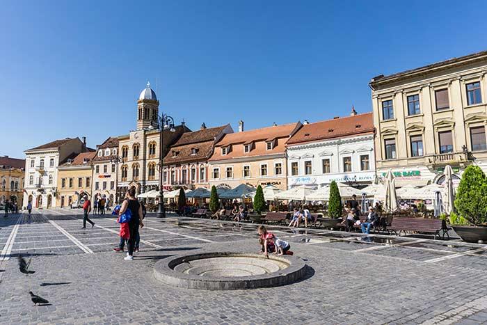 imprescindibles de Brasov Transilvania Rumanía