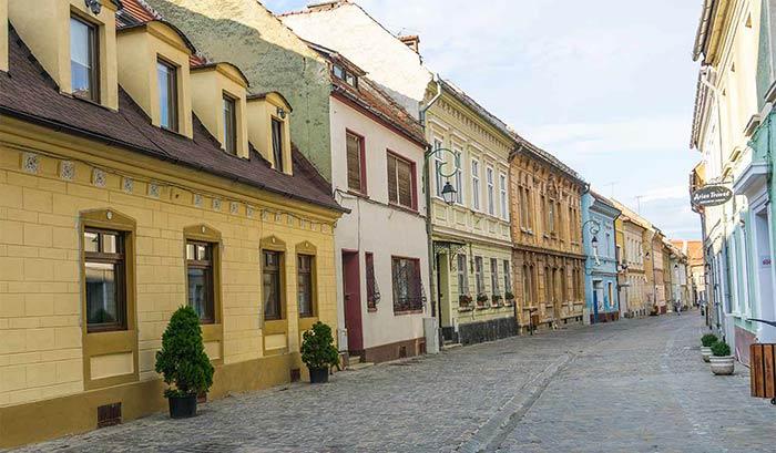 que no perderse en Brasov Transilvania Rumanía