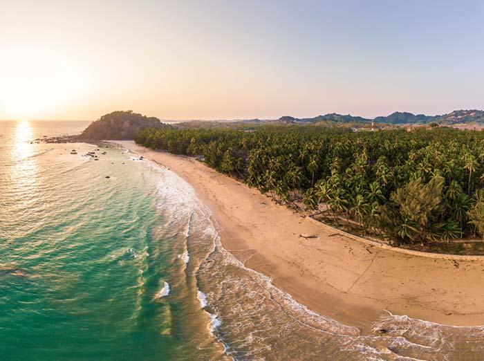 Playas de Birmania