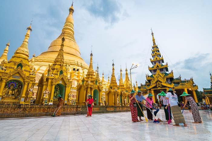 imprescindibles en Myanmar