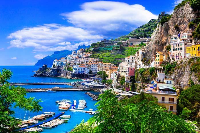Qué ver en Amalfi