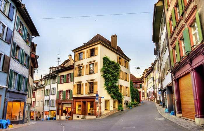 Qué ver en Basilea