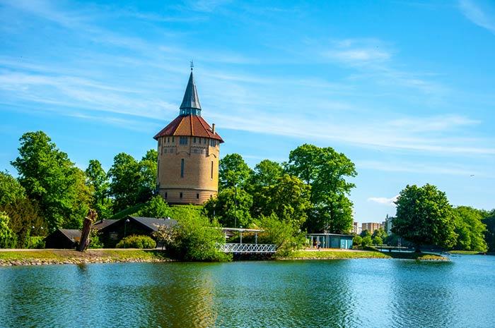 Ciudades de Suecia