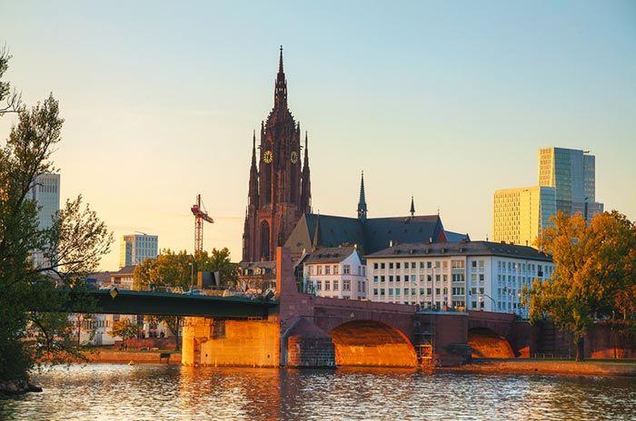Catedral de la ciudad alemana