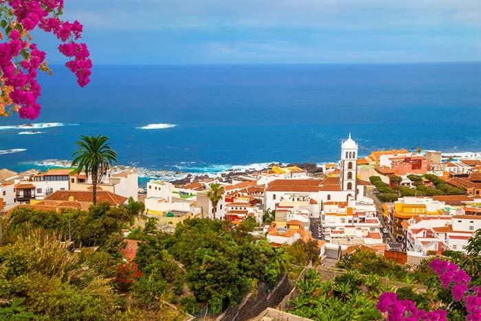 Garachico Islas Canarias