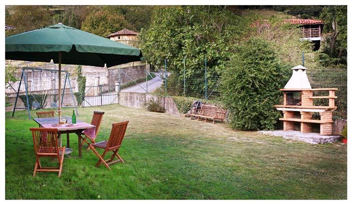 L'Andorvio Casas rurales en Asturias