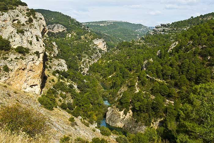 Serranía de Cuenca es otro destino Starlight para ver estrellas en España