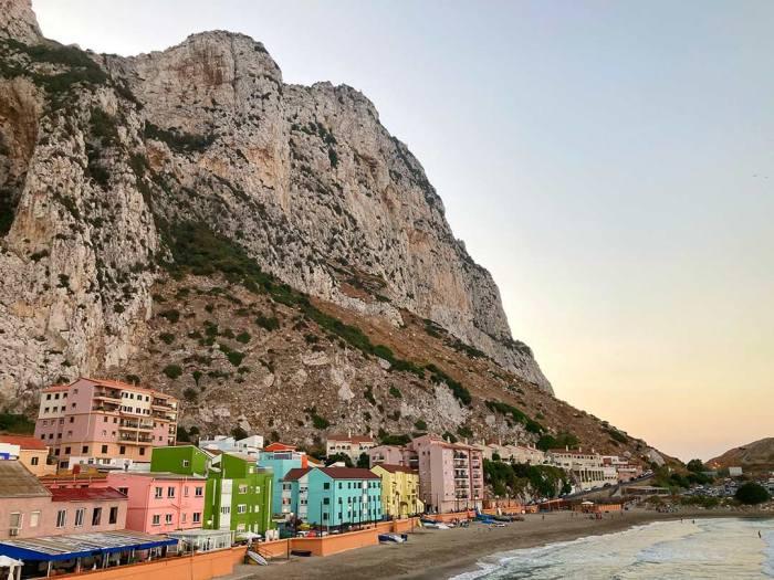 Catalan Bay, un imprescindible que ver en Gibraltar