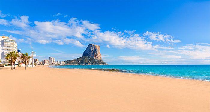 Playa Areal, Comunidad Valenciana
