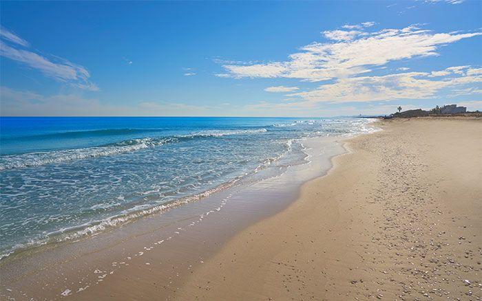 Playa Devesa El Saler y Garrofera Comunidad Valenciana