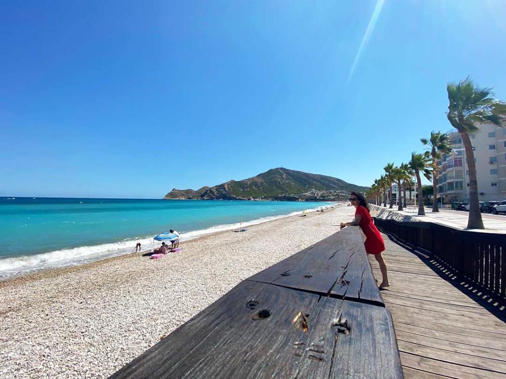 Playa del Albir, Comunidad Valenciana