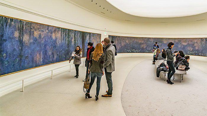 Museo de la Orangerie, Francia